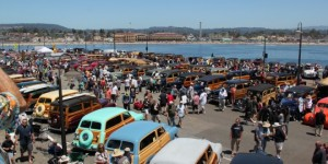 Woodie Cars on Wharf